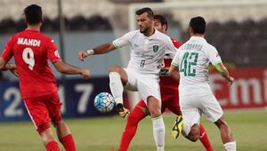 عمر السومة يعلن عن موعد عودته للملاعب بعد إنهاء المرحلة الثانية من العلاج