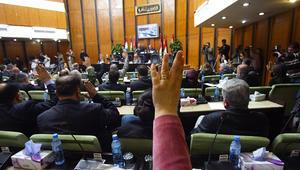 برلمان كردستان يصادق على توزيع صلاحيات الرئيس