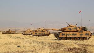جيش تركيا يواصل المناورات العسكرية قرب الحدود العراقية