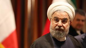 روحاني: أمران إذا قامت بهما السعودية فلا مشكلة لنا معها