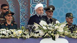 """الرئيس الإيراني يتحدى """"10 أمثال ترامب"""" حول الاتفاق النووي: لا تراجع عن المكاسب"""
