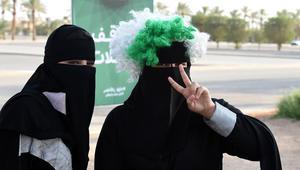 اللحظات الأولى للسعوديات بعد السماح للمرأة بالقيادة