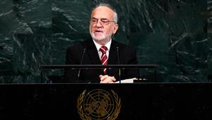 الجعفري في الأمم المتحدة: لا يمكن القبول بقرار استفتاء كردستان اللادستوري