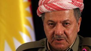 البارزاني: حكومة العراق تعاقب شعب كردستان بدوافع وتوجيهات خارجية