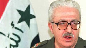 مصدران لـCNN: وفاة طارق عزيز نائب رئيس وزراء العراق بعهد صدام حسين عن عمر 79 عاما