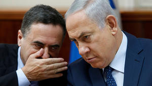 وزير إسرائيلي: حماس ما زالت مصدر تهديد.. واتفاق المصالحة مجرد غطاء