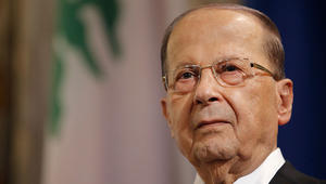 الرئاسة اللبنانية: الحريري أبلغ عون باستقالته عبر الهاتف