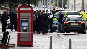 شرطة لندن: حادث السيارة قرب متحف التاريخ الطبيعي ليس له علاقة بالإرهاب