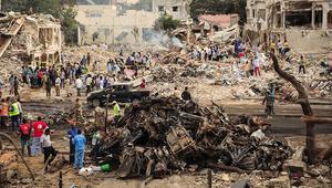 الصومال: ارتفاع عدد قتلى انفجاري مقديشيو إلى 230 شخصاً