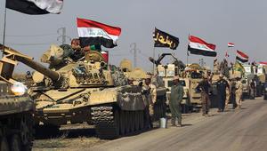 """بغداد تتهم كردستان بجلب مقاتلين من """"PKK"""".. وتعتبره """"إعلان حرب"""""""
