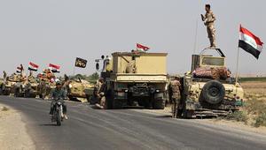 البشمرغة: هجوم الحشد والقوات العراقية بكركوك إعلان حرب