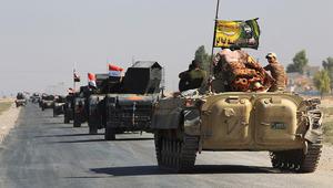 """العبادي يأمر بمنع تواجد كل """"الجماعات المسلحة"""" في كركوك"""
