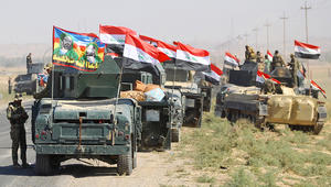 بغداد: اشتباكات بين القوات العراقية والبيشمركة في كركوك
