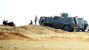 الداخلية المصرية: 13 جثة بعد الهجوم على وكر للإرهابيين بطريق أسيوط-الخارجة