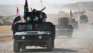 العبادي يأمر بإيقاف حركة القوات العسكرية شمال العراق لمدة 24 ساعة