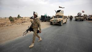 المحمدي لشبكتنا: القوات العراقية سيطرت على المعبر بين القائم وسوريا