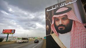 وزير داخلية لبنان يأمر بإزالة الصور من الشمال بعد حرق صورة لولي عهد السعودية