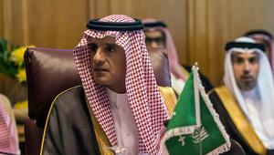 وزير خارجية السعودية: لدينا مشكلة مع قطر وللآن لم تغير سلوكها