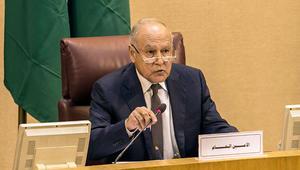 باسيل يدعو أبوالغيط إلى الالتزام بالتمييز بين المقاومة والإرهاب