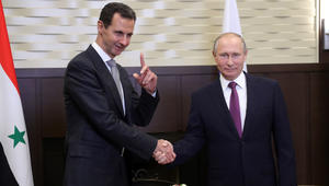 فواز جرجس لـCNN: الأسد ينتصر عسكريا.. وتوجيه ترامب لضربة بسوريا لن يكفي