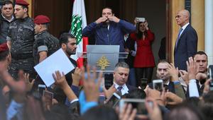 الحريري لأنصاره: أنا باق معكم للدفاع عن لبنان وعروبة لبنان