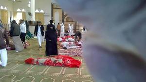 مصر: إعلان الحداد 3 أيام بعد مقتل العشرات في هجوم على مسجد الروضة