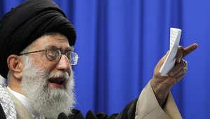 خامنئي: أمريكا تدبر مؤامرة تستهدف إيران ما بعد الاتفاق النووي