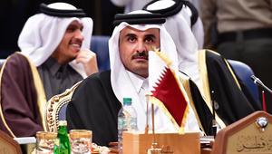 أمير قطر مغردا: بغض النظر عن الخلافات السياسية ما يجري بالغوطة جرائم ضد الإنسانية