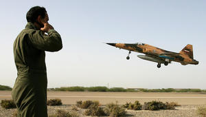 إيران تعلن بدء مناورات عسكرية باسم