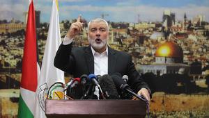 هنية يحذر: هناك معلومات عن اتجاه إدارة ترامب للاعتراف بيهودية إسرائيل وشطب حق العودة