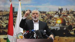 إسماعيل هنية: مصر لم تنقل رسائل تهديد إسرائيلية لحماس