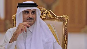 أمير قطر يصل أمريكا ويلتقي ترامب الثلاثاء