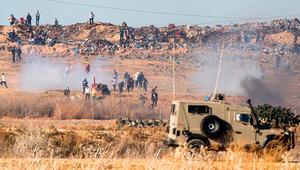 الصحة الفلسطينية: قتيل برصاص جنود إسرائيليين باشتباكات شرق غزة