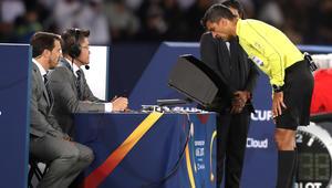 """تقنية الفيديو """"VAR"""" تثير الجدل بعد مباراة ريال مدريد والجزيرة"""