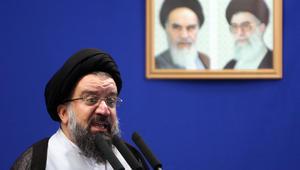 """خطيب طهران: حكام السعودية """"خونة الحرمين الشريفين"""".. والرياض ستسقط قريبا"""
