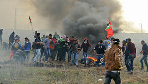 الصحة الفلسطينية: 4 قتلى في الضفة وغزة إثر مواجهات مع القوات الإسرائيلية