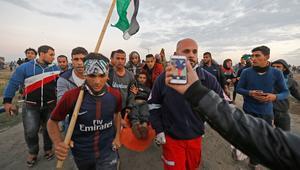 """حماس: تعمد قتل المتظاهرين يؤكد """"إجرام المحتل"""" وقرار ترامب زاد جرأة العدوان"""