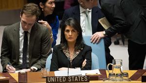 محلل لـCNN: كلام هايلي بالـUN لغة ضعف وقارنوها مع كلمتنا خلال أزمة الصواريخ الكوبية