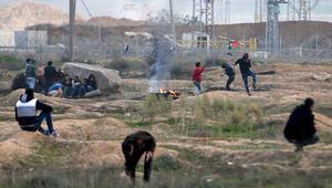 مقتل فلسطينيين اثنين في مواجهات مع القوات الإسرائيلية في غزة