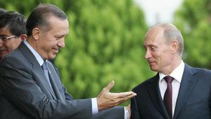 الكرملين: أردوغان اعتذر لبوتين لإسقاط المقاتلة الروسية قرب الحدود السورية