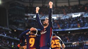 برشلونة يفسد فرحة ريال مدريد بلقب المونديال ويكتسحه بثلاثية