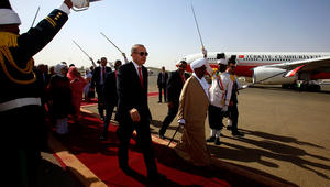 أردوغان من السودان: هل استشار ترامب أحدا بقرار القدس؟