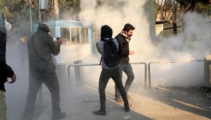 الأمم المتحدة تطالب إيران باحترام حقوق المتظاهرين