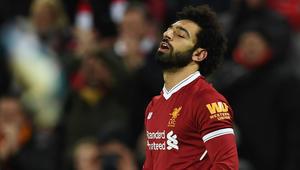 محمد صلاح يغيب عن ليفربول للمرة الأولى في الدوري الإنجليزي