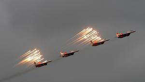 سلاح الجو الروسي يعلن حالة الطوارئ القصوى