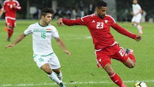 الإمارات تفوز على العراق وتضرب موعدا مع عمان في نهائي كأس الخليج