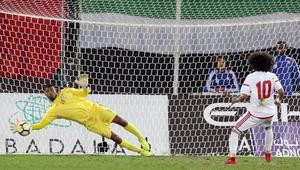 """ركلات الترجيح تبتسم لـ""""الأحمر""""..عمان تتوج بلقب كأس الخليج للمرة الثانية في تاريخها"""