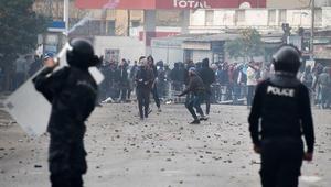 اعتقال 328 شخصا في احتجاجات تونس.. والهمامي: الشاهد يتهرب من المسؤولية