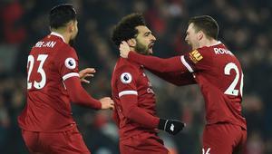 ليفربول يقضي على حلم مانشستر سيتي ويهزمه بمباراة مثيرة