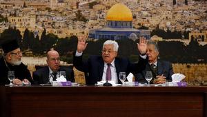 أبومازن: لن نقبل مشروع ترامب أو تدخل دول عربية في شؤوننا